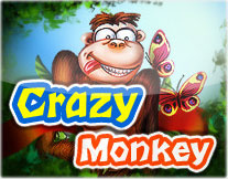 Игровой автомат Crazy Monkey