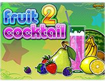 Игровой автомат Фрукт коктейль 2