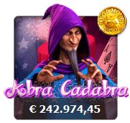 Игровой автомат Абра Кадабра