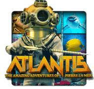 Игровой автомат Атлантис