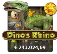 Игровой автомат Дино Рино