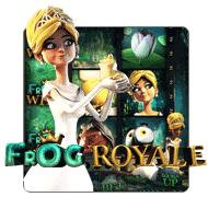 Игровой автомат Frog Royale