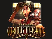 Игровой автомат Curious Machine