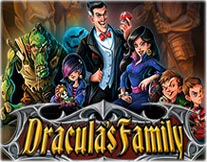 Игровой автомат Draculas Family