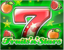 Игровой автомат fruits n stars