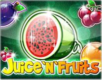Игровой автомат juice n fruits