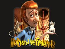 Игровой автомат Нед и мыши