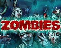 зомби игровой автомат